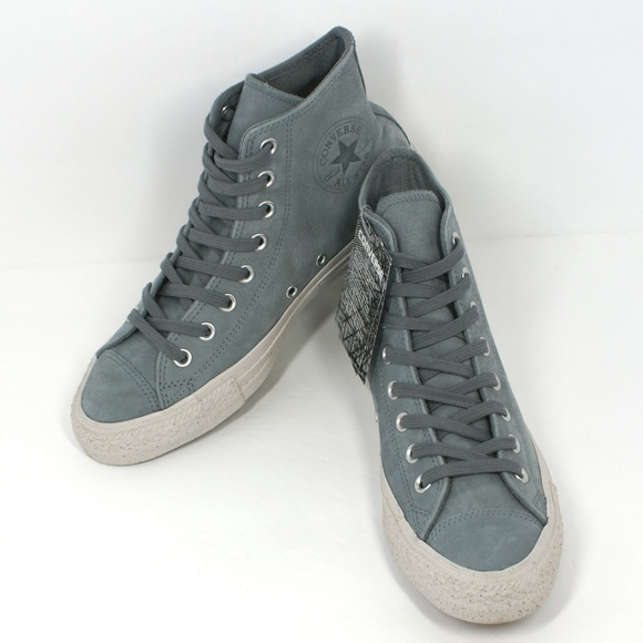 8b363d4591f7 Converse Chuck Taylor All Star Hi - Cool Grey